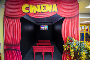 mini cinema